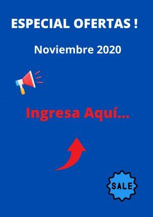 OFERTAS NOVIEMBRE 2020
